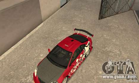 Acura RSX New for GTA San Andreas