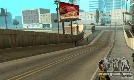 Energy Wallpaper for GTA San Andreas third screenshot