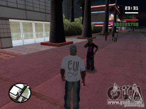 3 Scripts for GTA San Andreas