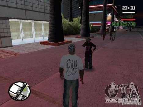 3 Scripts for GTA San Andreas