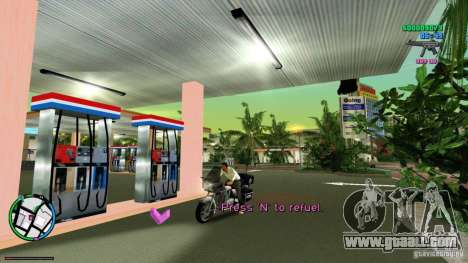 Gta IV Style 3D Marker for GTA Vice City third screenshot