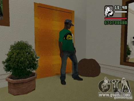 New jeans for GTA San Andreas