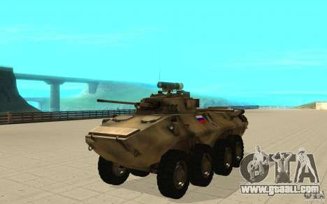 BTR-90 for GTA San Andreas