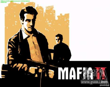 Loading screens of Mafia 2 for GTA San Andreas seventh screenshot