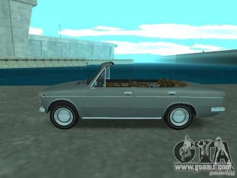 VAZ 2103 Cabrio for GTA San Andreas left view