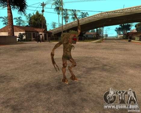 Citadel (Anticitizen One) for GTA San Andreas second screenshot