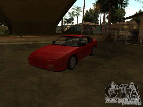 Nissan 240SX tunable for GTA San Andreas