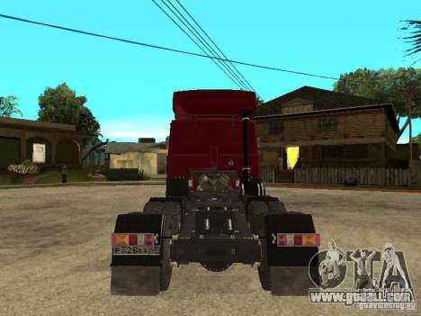 MAZ 642208 for GTA San Andreas right view