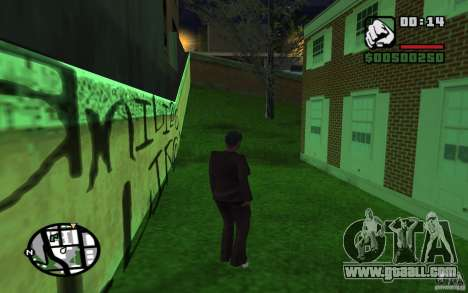 The Mission of MOM CJ for GTA San Andreas forth screenshot