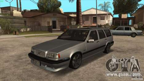 Volvo 850 R for GTA San Andreas