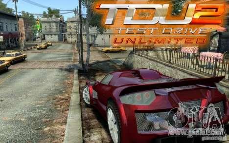 Gumpert Apollo Sport for GTA 4 left view