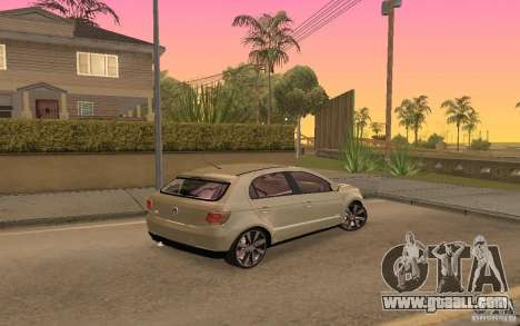 Volkswagen Gol G6 for GTA San Andreas right view