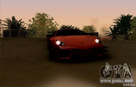 HQ Realistic World for GTA San Andreas