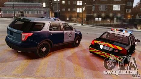 Emergency Lighting System v7 for GTA 4 second screenshot