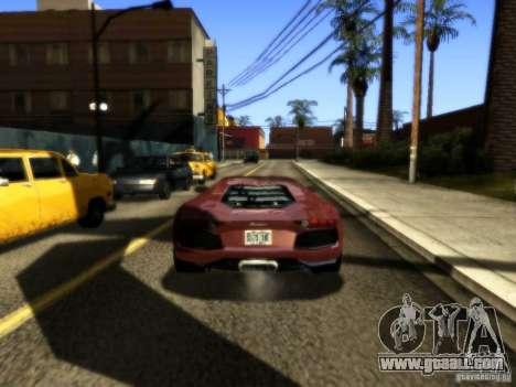 ENBSeries v1.3 for GTA San Andreas third screenshot