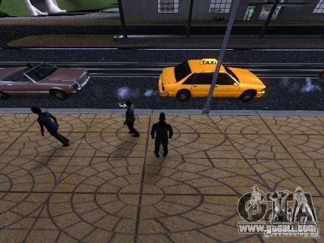Oktoberfest for GTA San Andreas second screenshot