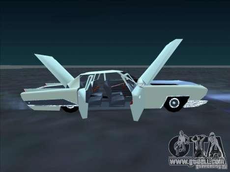 Cadillac Stella for GTA San Andreas left view