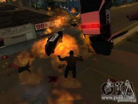 Hydra at 4-stars for GTA San Andreas second screenshot