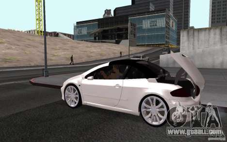 Peugeot 307CC BMS for GTA San Andreas right view