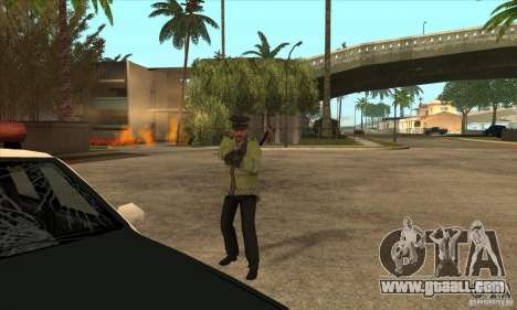 A New Police for GTA San Andreas fifth screenshot