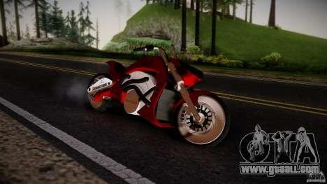 Predator Superbike for GTA San Andreas
