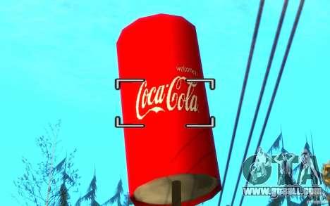 Coca Cola Factory for GTA San Andreas forth screenshot