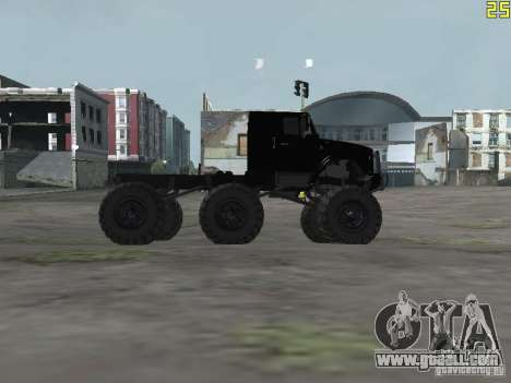 ZIL 497200 for GTA San Andreas left view