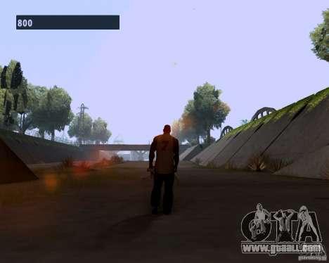 Gangster gait for GTA San Andreas third screenshot