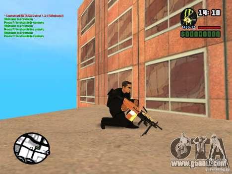 Gun Pack by MrWexler666 for GTA San Andreas eleventh screenshot