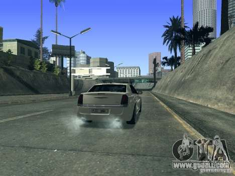ENB Series By Raff-4 for GTA San Andreas seventh screenshot