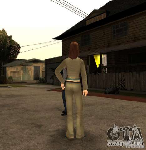 New hfyst for GTA San Andreas second screenshot