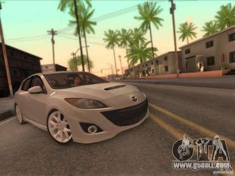 SGR ENB Settings for GTA San Andreas seventh screenshot