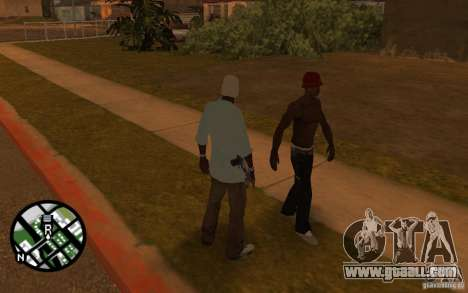 Skin sbmycr for GTA San Andreas third screenshot