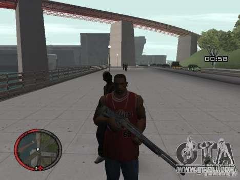 MASSKILL for GTA San Andreas third screenshot