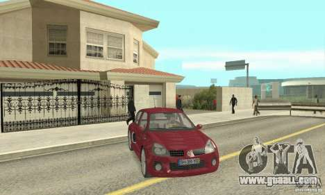 Renault Clio Phase 2 for GTA San Andreas