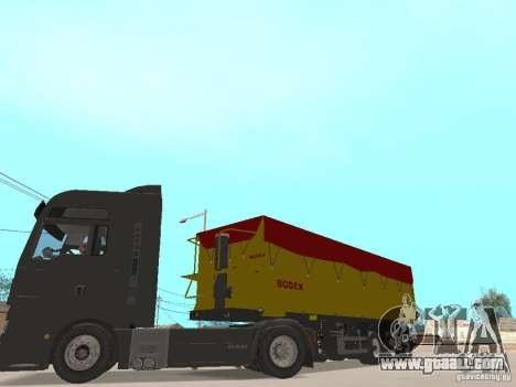 Trailer TIPPERS for GTA San Andreas