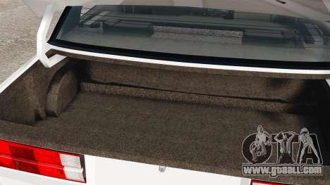 BMW M3 E30 v2.0 for GTA 4 inner view