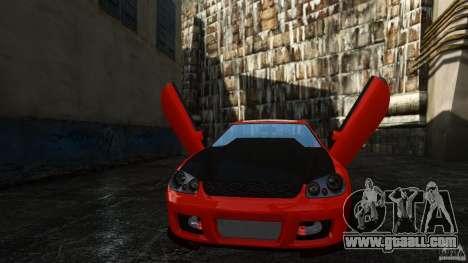 Feltzer DriftTec for GTA 4 right view