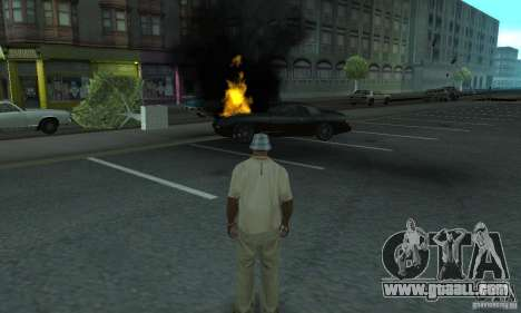 New Effects for GTA San Andreas