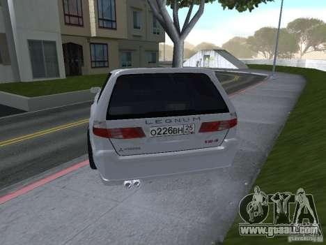 Mitsubishi Legnum for GTA San Andreas left view