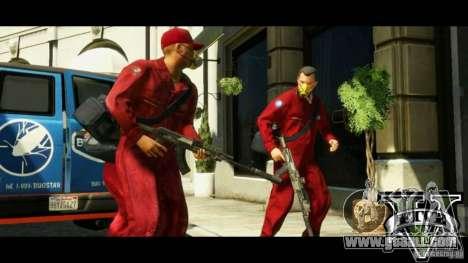 GTA 5 LoadScreens for GTA San Andreas seventh screenshot