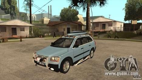 Volvo XC90 V8 2008 for GTA San Andreas