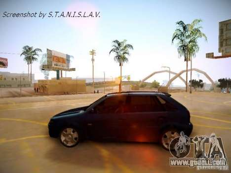Volkswagen Golf V2.0 Final for GTA San Andreas right view