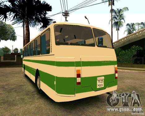LAZ 699R for GTA San Andreas left view