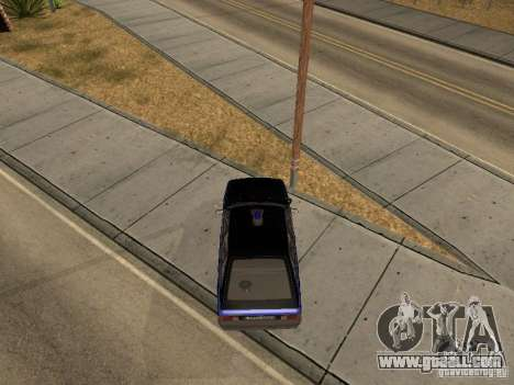 AZLK 21418 Patrol for GTA San Andreas