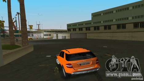 Mercedes-Benz ML 500 for GTA Vice City