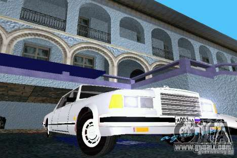 ZIL 41047 for GTA Vice City left view