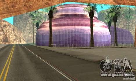 Island of Dreams V1 for GTA San Andreas third screenshot