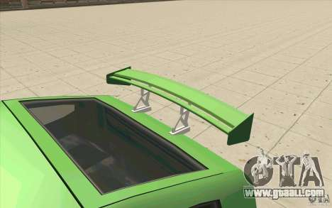 Mad Drivers New Tuning Parts for GTA San Andreas twelth screenshot