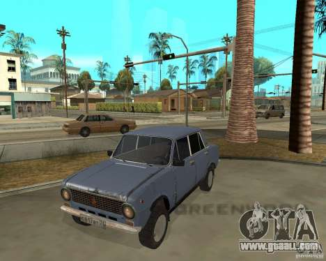 Kopeyka (corrected) for GTA San Andreas